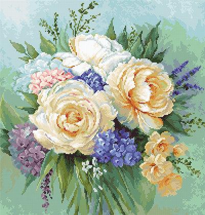 G600 Floral bouquet
