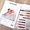 Thumbnail: LETI 924 Tenderness - Bailarina - Cross Stitch Kit LETISTITCH
