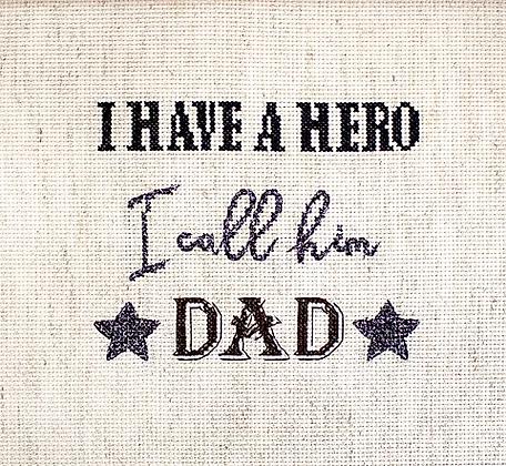 LETI 933 Father's day gift - Cross Stitch Kit LETISTITCH