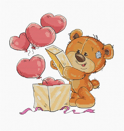 B1177 Teddy-bear