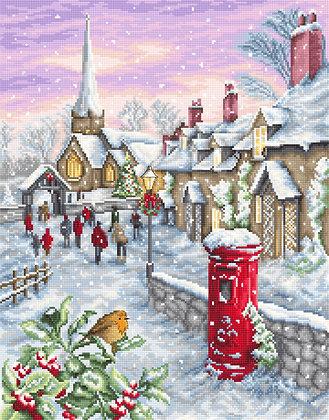 B2361 Christmas Eve - Cross Stitch Kit