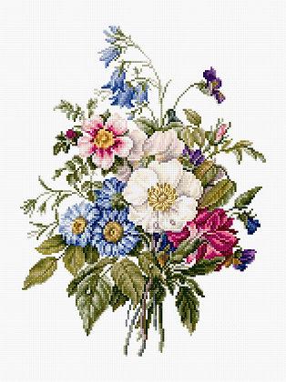 BU4004 Bouquet of summer flowers