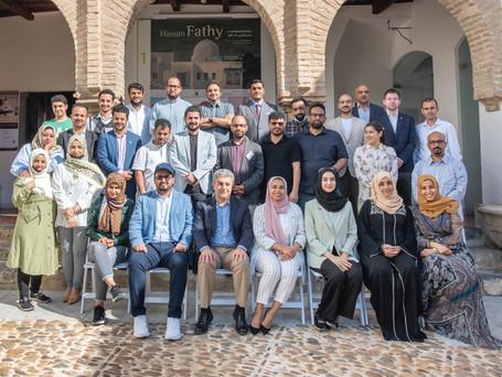 أعضاء زمالة حكمة اليمنيون يلتقون بنظرائهم الخليجيين في قرطبة