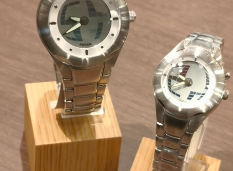 FOSSIL BigTic入荷!