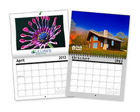 Order Photo Calendars at 60minutesphoto.com