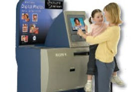 Print and Gift Ordering Kiosk at 60minutesphoto.com