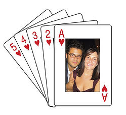 Order Photo Playing Cards at 60minutesphoto.com