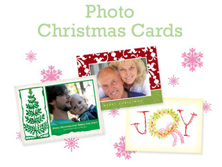 Holiday Cards now available!