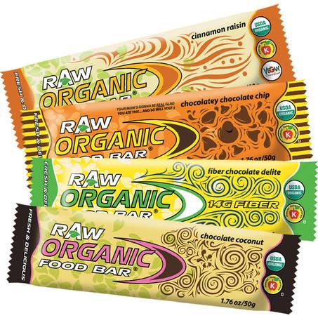 Organic Food Bar Line
