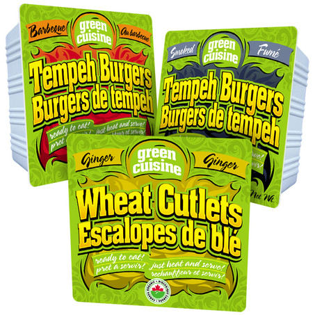 Green Cuisine Burgers