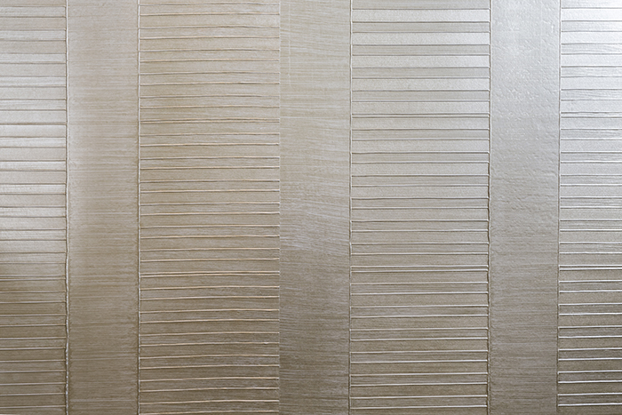 Textured wallcovering