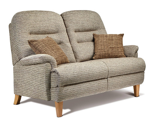 Sherborne Keswick Classic Standard Fabric Fixed 2-Seater Settee