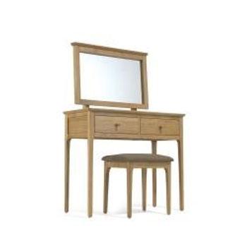 Corbett Oak Dressing Table Set