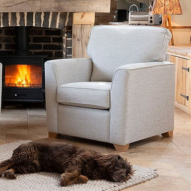 Alstons Upholstery Reuben Chair
