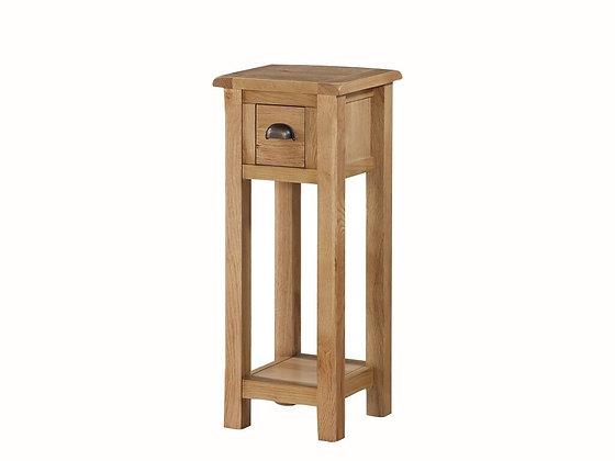 Kilmore Oak Telephone Table