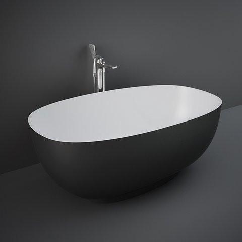 Cloud Bath Matt Black
