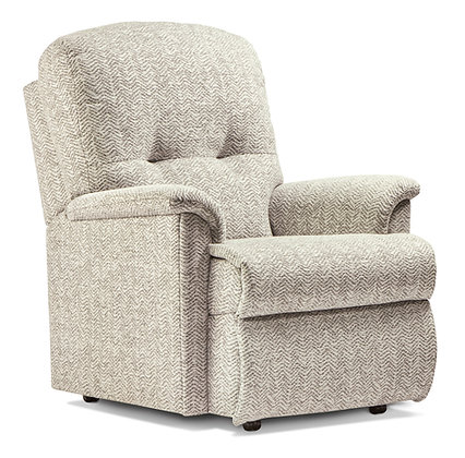 Sherborne Lincoln Small Fabric Fixed Chair