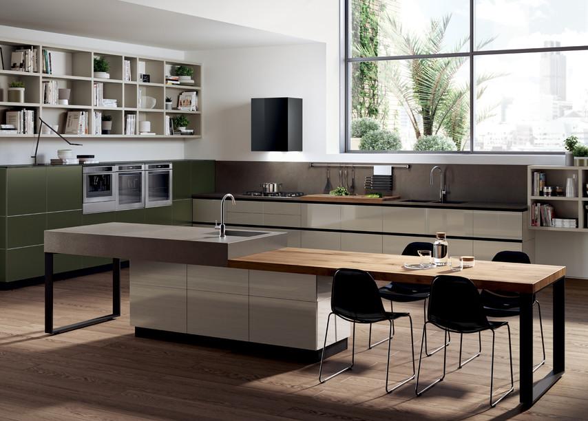 Tetrix Kitchen