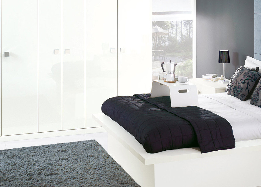 Sorrento Bedroom White