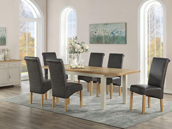 Andorra Painted Dining & Living