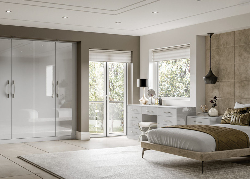 Sorrento Bedroom Grey