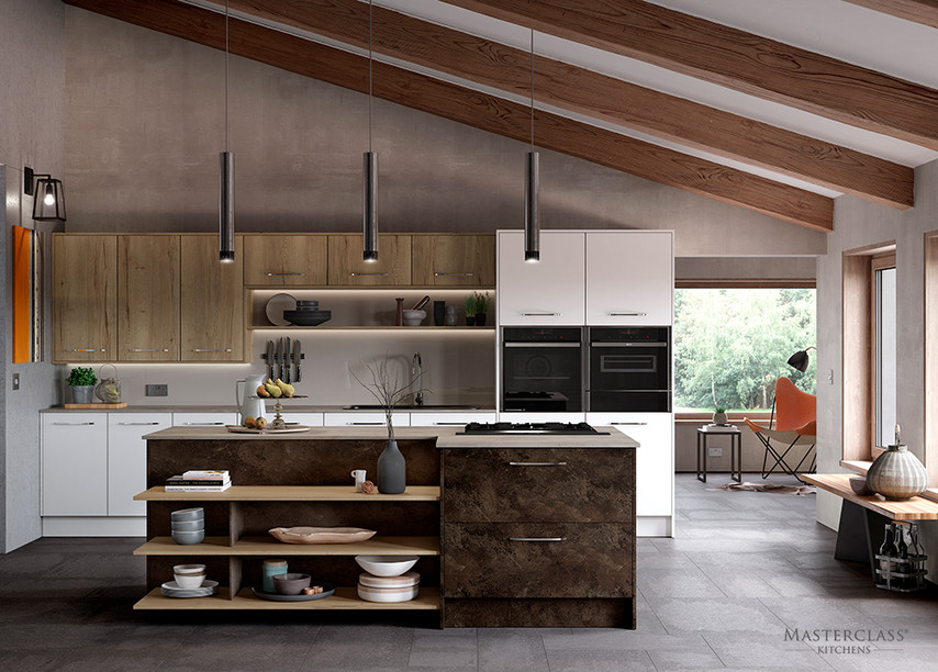 Madoc Terra With Mayfield Oak And Lumina
