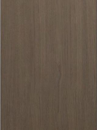CARATTERE Plain Veneered Coffee Oak