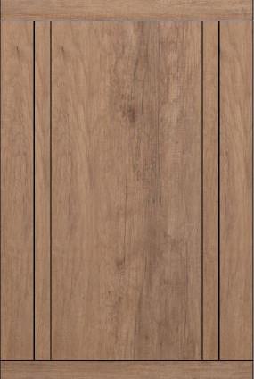 Sax Decorative Melamine Frame Land Oak
