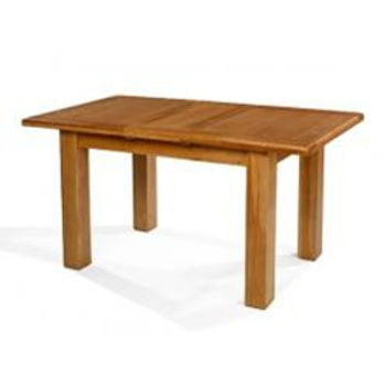 Earlswood Oak Small Extending Dining Table