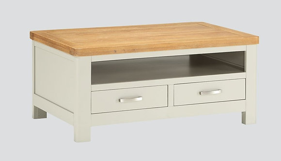 Andorra Painted Coffee Table