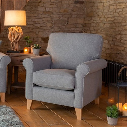 Alstons Upholstery Poppy Chair