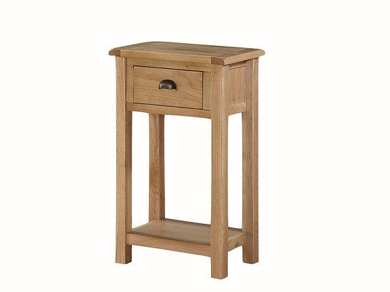 Kilmore Oak Medium Hall Table