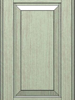 BALTIMORA Antique Blue Oak