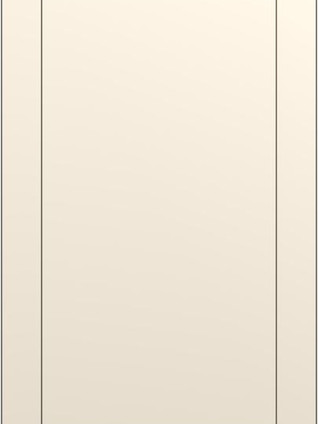 CARATTERE Frame Lacquered Dove Grey