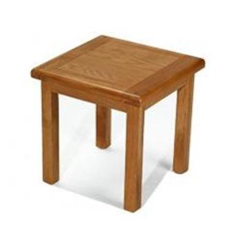 Earlswood Oak Lamp Table