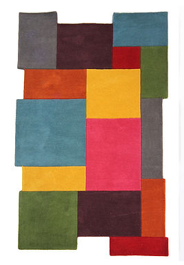 Flair Rugs Contemporary Abstract Rug