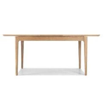 Wardley Oak Extending Dining Table 120-160