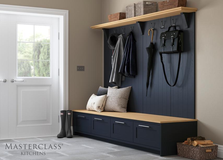 Hardwick Oxford Blue Farringdon Grey Bootroom