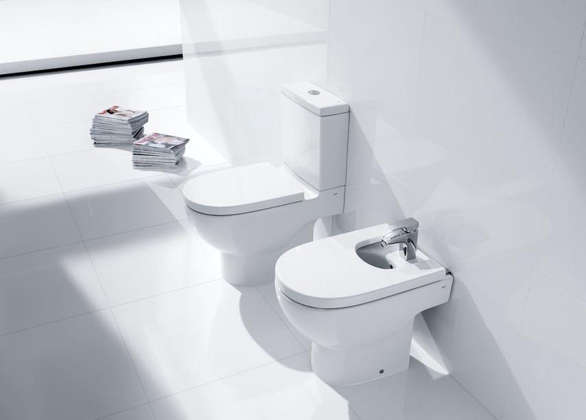 Meridian-N Floor Standing Toilet and Bidet