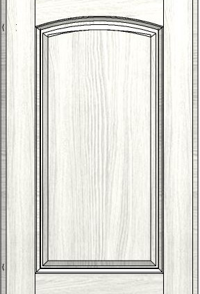 Madeleine Soft Frame White Ash