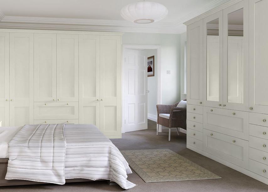 Midsomer Bedroom Stone White