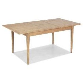 Wardley Oak Extending Dining Table 140-180