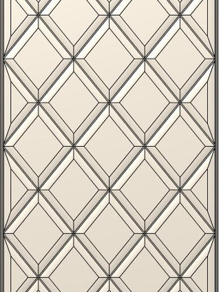 EXCLUSIVA Glamour Lacquered Dove Grey
