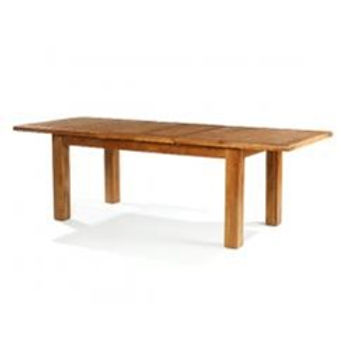 Earlswood Oak Large Extending Dining Table