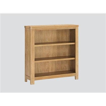 Andorra Washed Oak Low Bookcase