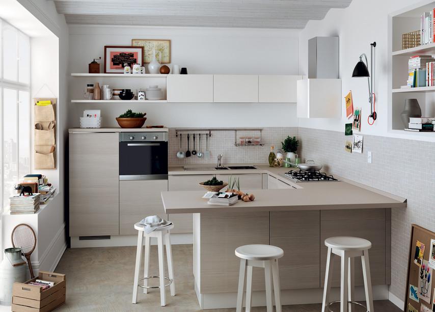 Urban Minimal Kitchen