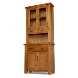 Earlswood Oak Petite Dresser