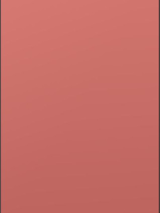 FOODSHELF  Lacquered Coral Red
