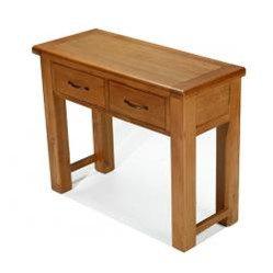 Earlswood Oak Console Table