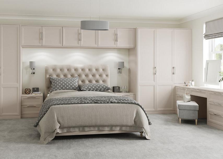 Rimano Bedroom Brown Grey